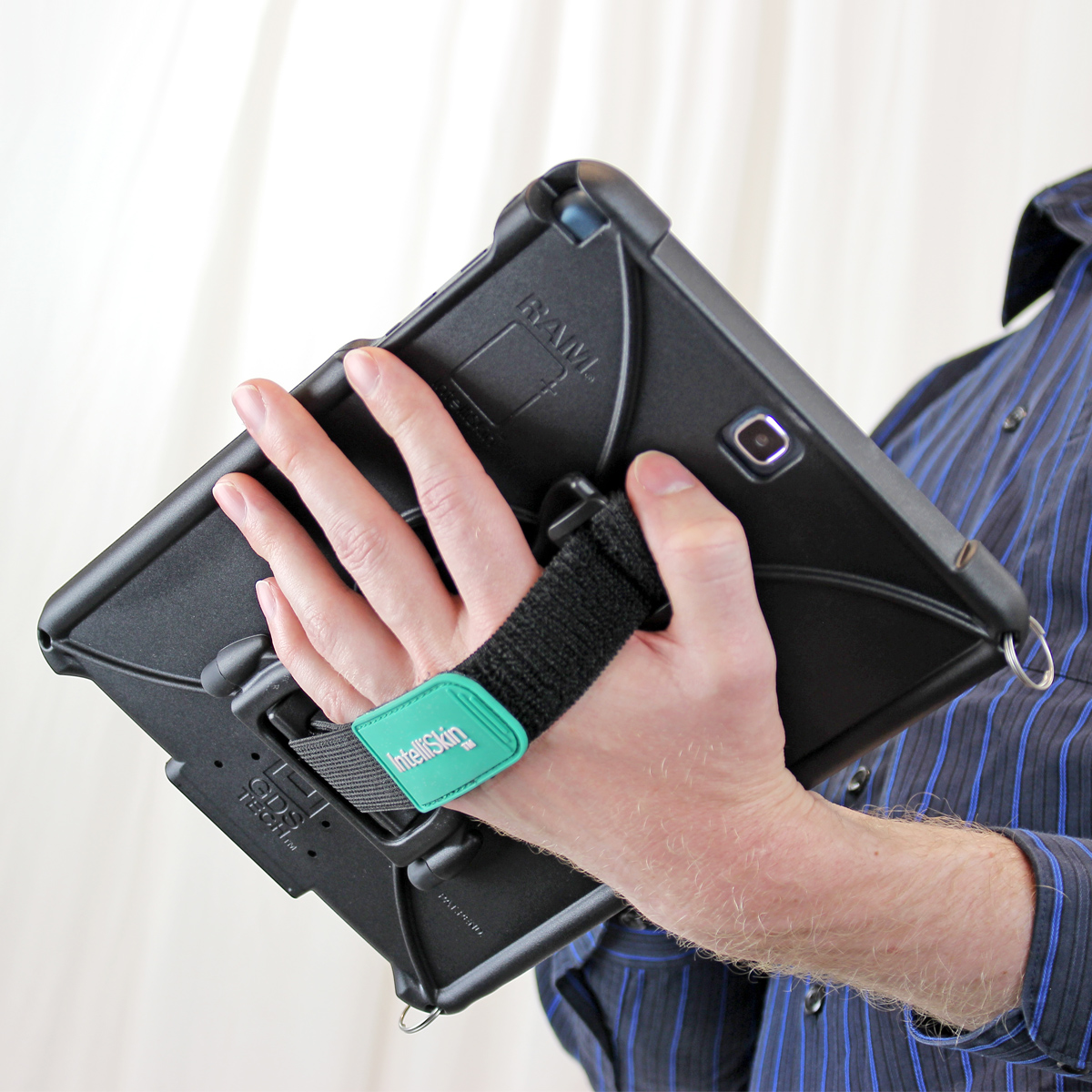 RAM GDS HandStand Tablet Hand Strap and Kick Stand