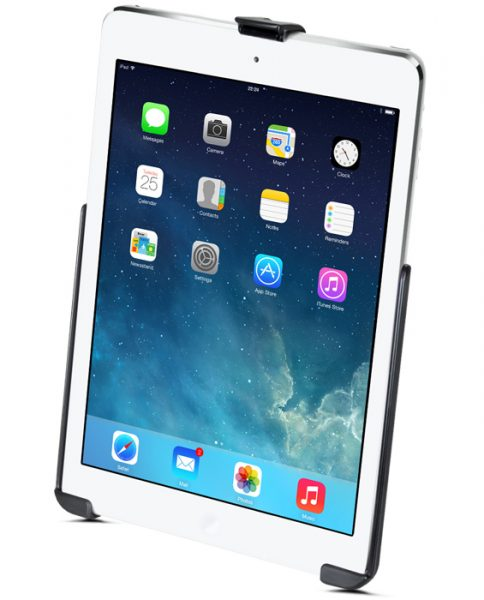 RAM EZ-ROLL Cradle for iPad Air 1-2 And iPad Pro 9.7