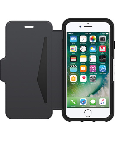 Otterbox Strada Case for iPhone 7 Black
