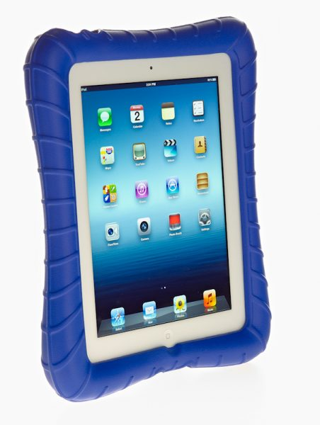M-Edge SuperShell Case – Ocean Blue