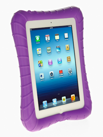 M-Edge SuperShell Case – Grape