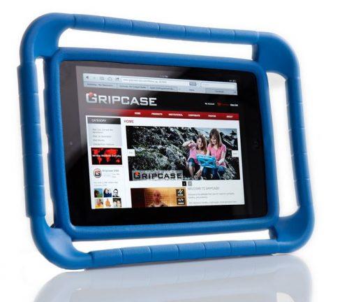 Blue Gripcase tough case iPad Air 1/2