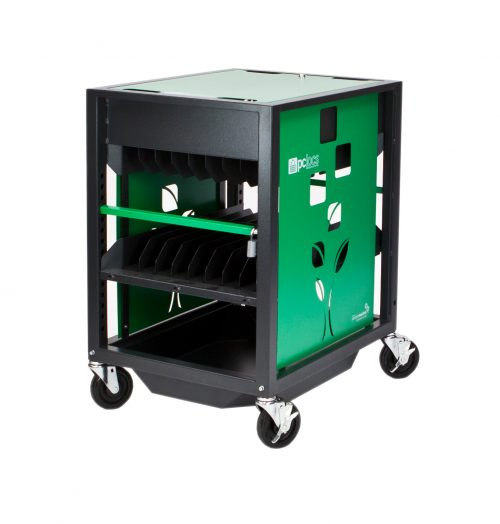 PC Locs Revolution ECO 16 Bay Laptop Trolley
