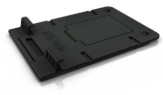 Folds flat for easy portability