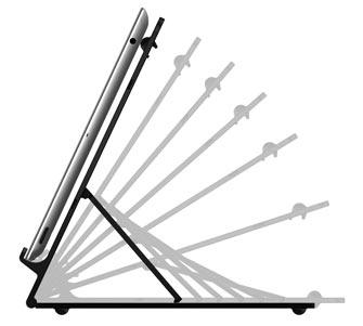 Adjustable heights