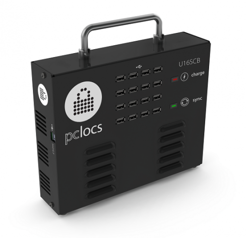 PC Locs iQ 16 Universal Sync Charge Box
