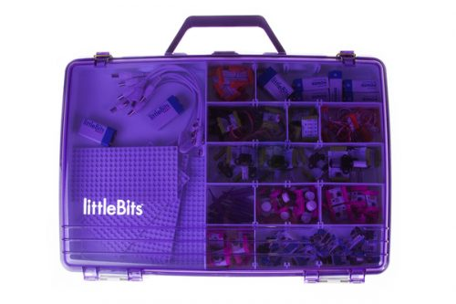 LittleBits Electronics Workshop Set