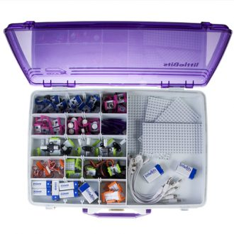 LittleBits Electronics Workshop Set