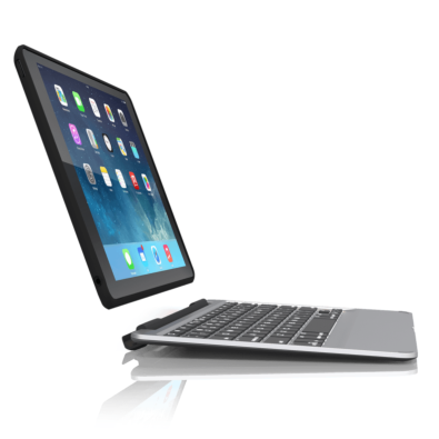 Zagg Slim Book with Backlit Keyboard for iPad Air 2