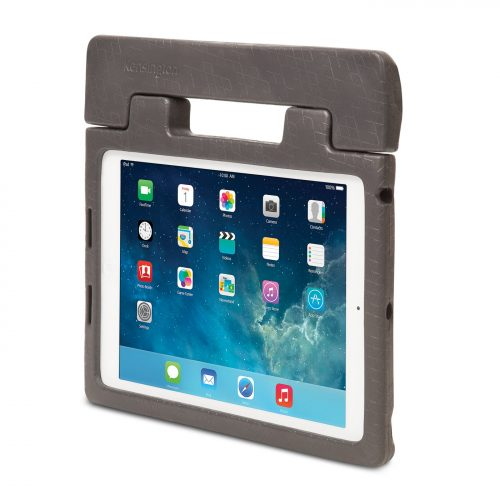 Charcoal - Kensington SafeGrip Rugged Case for iPad Air