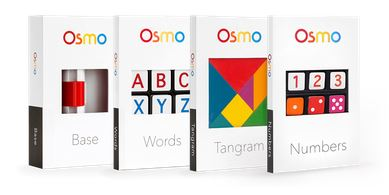 Osmo Game System for iPad Genius Kit