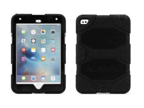 Black - Griffin Survivor for iPad Mini 4