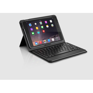 Zagg Messenger Folio Keyboard Case for iPad Mini 4