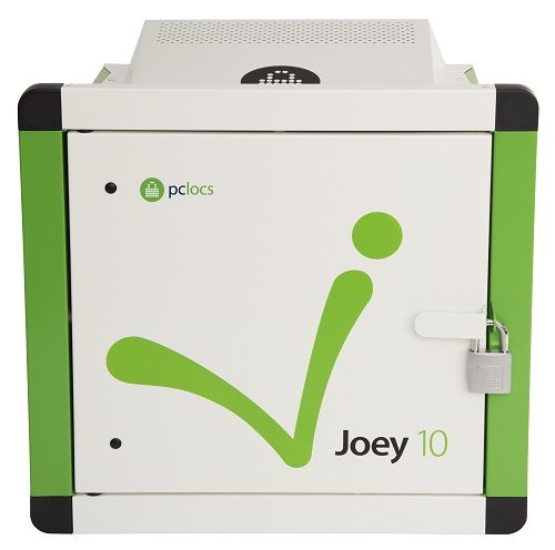 Front PC Locs Joey 10 Charging Station