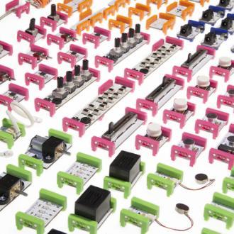 LittleBits Pro Library 304 bits