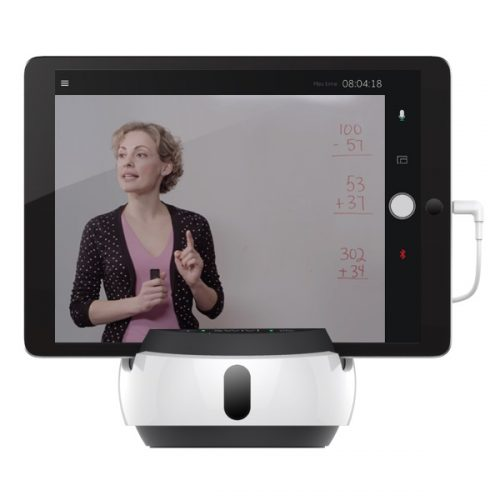 Swivl C Series Robot with iPad