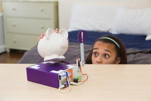 LittleBits Rule Your Room Piggbank