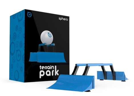 Optional Sphero Terrain Park