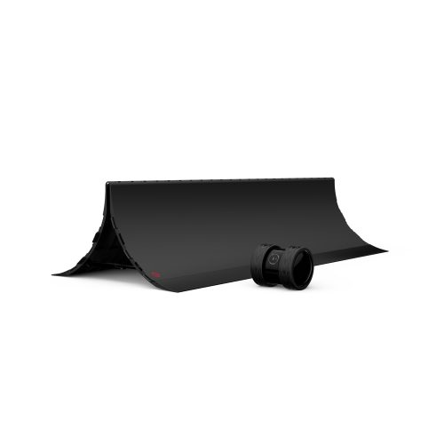 Optional Sphero Ollie Spine Ramp – Black