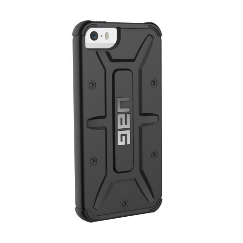 UAG Case for iPhone 5/5S/SE - Ice/Black back