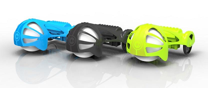 Optional Sphero SPRK  Chariots