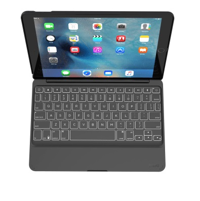 Zagg Folio Case with Keyboard for iPad Pro 9.7