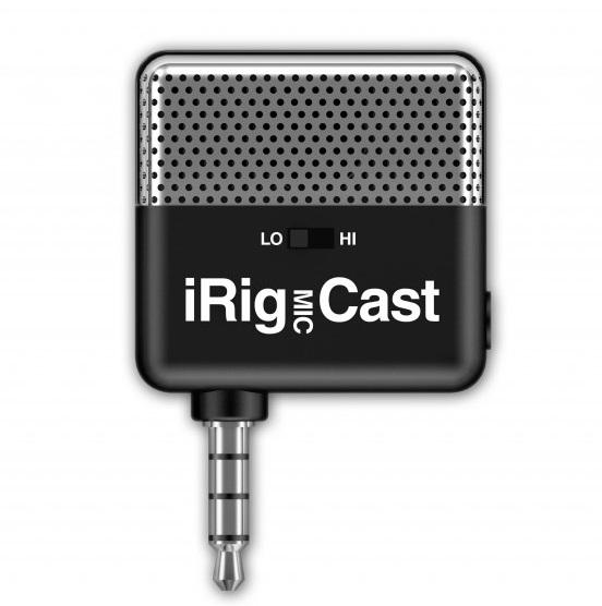 iRig Mic Cast Microphone