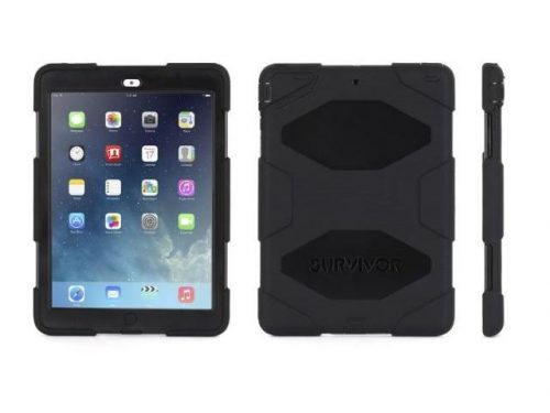 Griffin Survivor All Terrain iPad Air Black