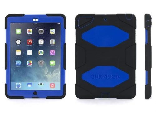 Griffin Survivor All Terrain iPad Air Blue