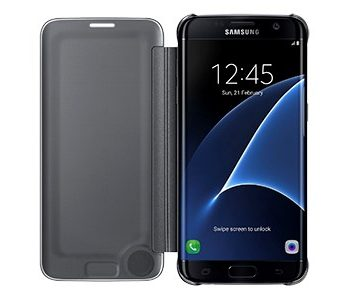 Samsung Clear View Case suits Samsung Galaxy S7 1