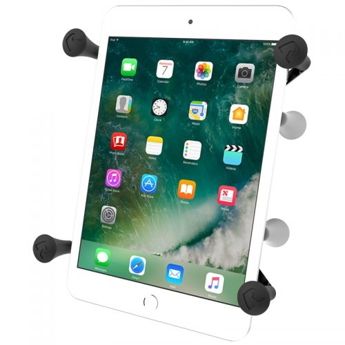 """RAM Universal X-Grip II Tablet Holder with 1"""" Ball for Small Tablets"""