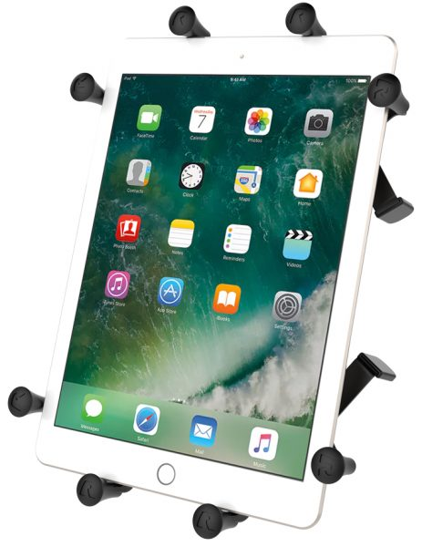 RAM X-GRIP III Universal Clamping Cradle for Large Tablets