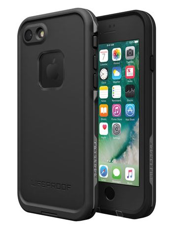 Lifeproof Fre Case for iPhone 7 Black