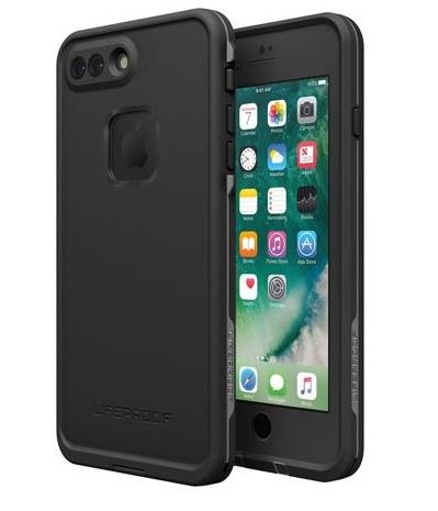 Lifeproof Fre Case for iPhone 7 Plus Black