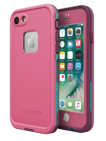 Lifeproof Fre Case for iPhone 7 Plus Pink