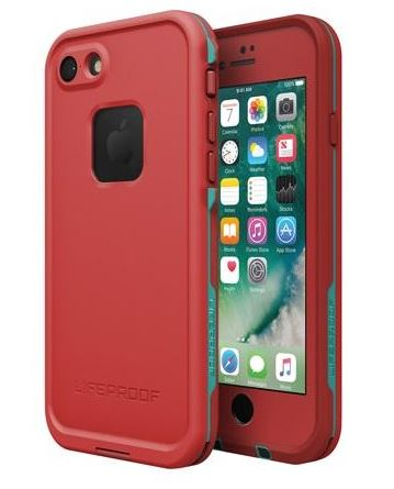 Lifeproof Fre Case for iPhone 7 Red