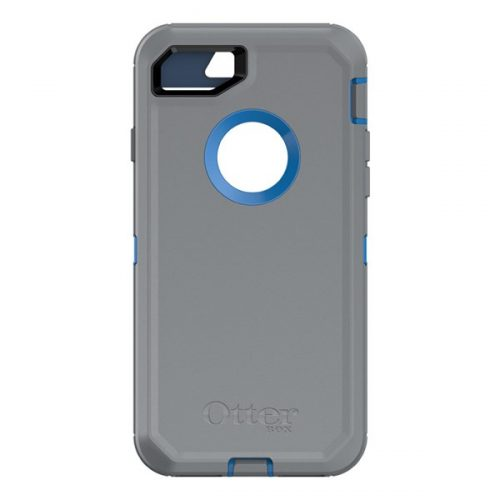 Otterbox Defender Case for iPhone 7 - Grey-Blue