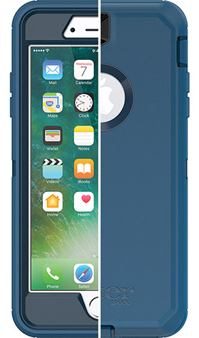 Otterbox Defender Case for iPhone 7 Plus Blazer Blue