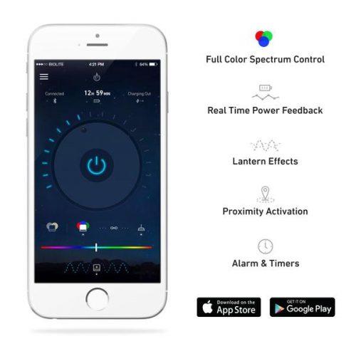 BioLite BaseLantern app