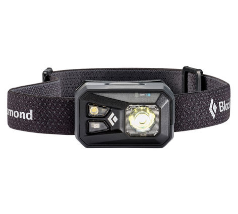 Black Diamond Revolt Rechargeable Headlamp Black