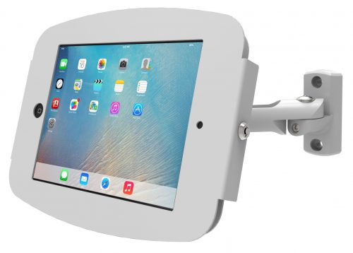 Compulocks Secure Space Enclosure with Swing Arm for iPad