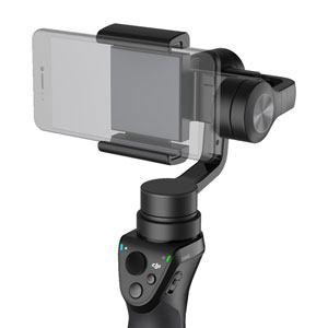 DJI Osmo Mobile with phone