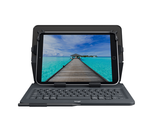 Logitech UNiversal Keyboard Folio for 9-10in tablets