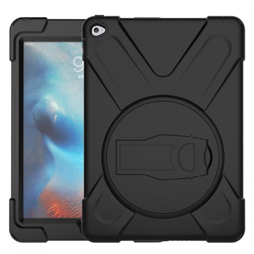 BeBook Shockdrop Case iPad 9.7 5th Gen black