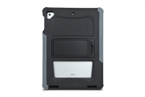 Maroo Exo Rail Rugged Case for iPad 9.7_back