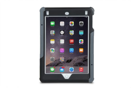 Maroo Exo Rail Rugged Case for iPad 9.7_front