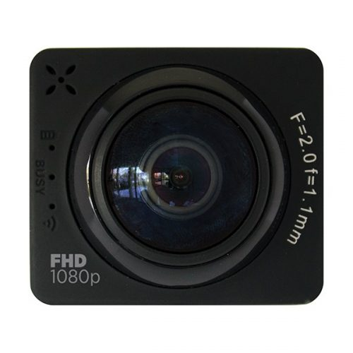 3SIXT Full HD 360 WiFi Sports Action Camera front