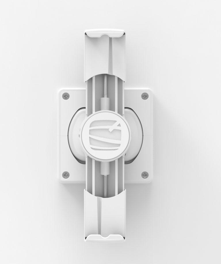 Compulocks Secure Cling VESA Wall Mount white