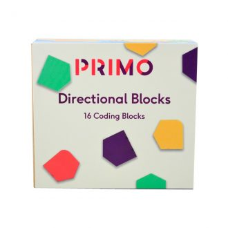 Primo Toys Direction Blocks