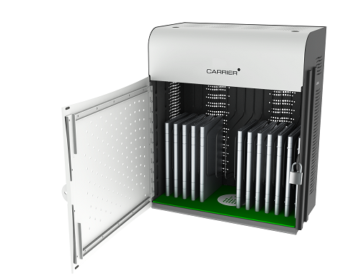 PC Locs Carrier 15 Charging Station with rack